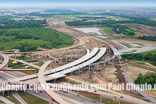 Roadway Bridges NEW ORLEANS LA BATON ROUGE ALEXANDRIA LAFAYETTE LA LOUISIANA Aerial Architectural Construction Progress Photography Photographer Progress Photographs