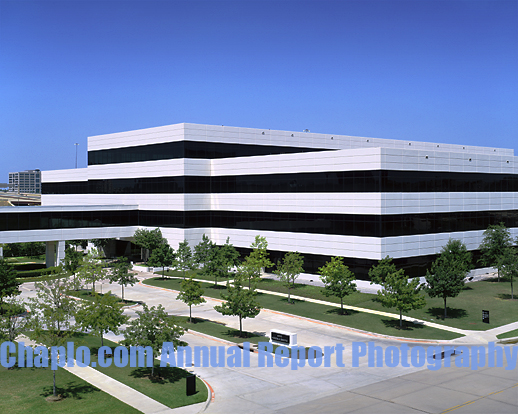 HQ FACILITY HEADQURATERS Digital Annual Report Photography by Paul Chaplo, Professional Photographer, Dallas Texas, TX